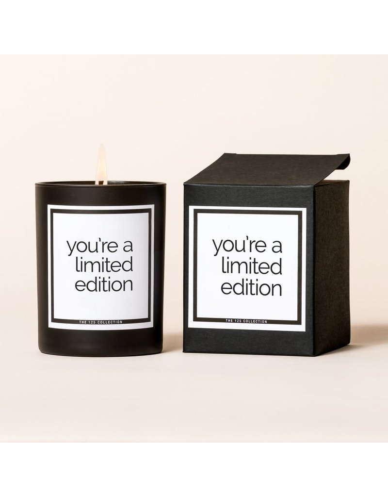 The 125 Collection Boxed Candle- Limited Edition