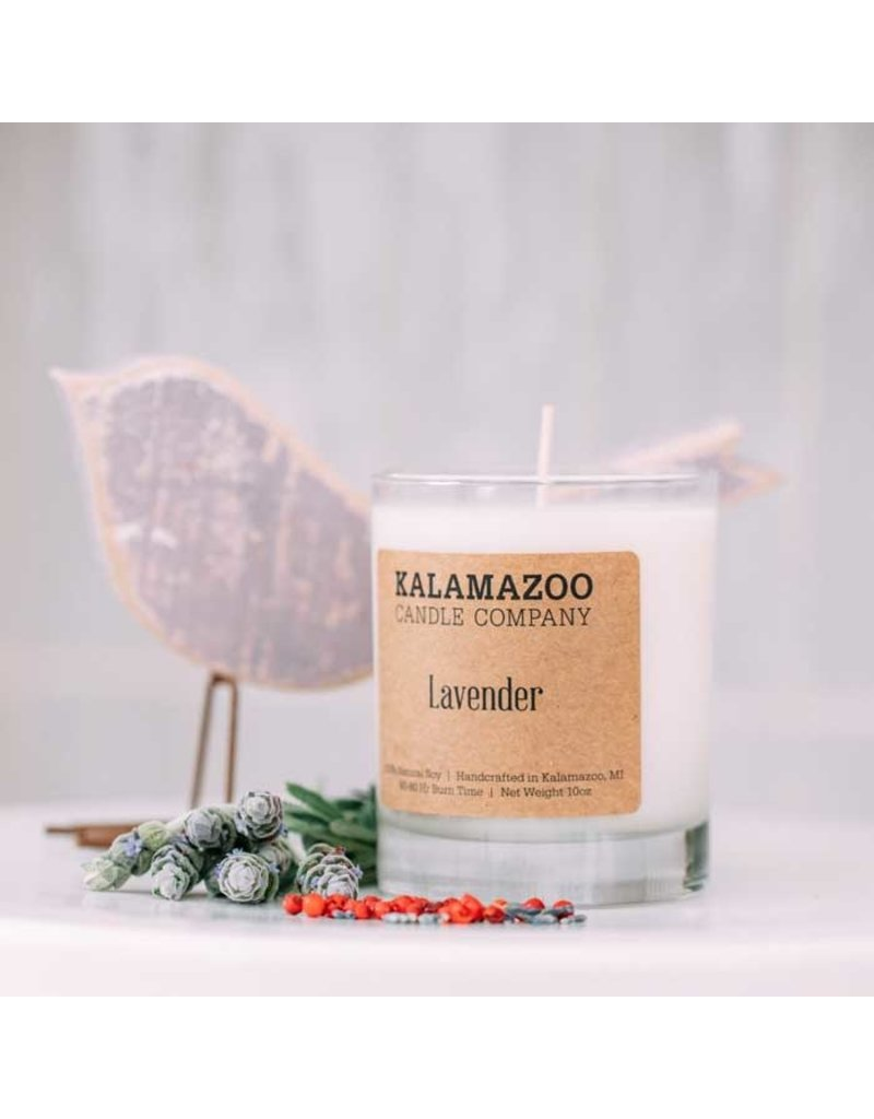 Kalamazoo Candle Lavender