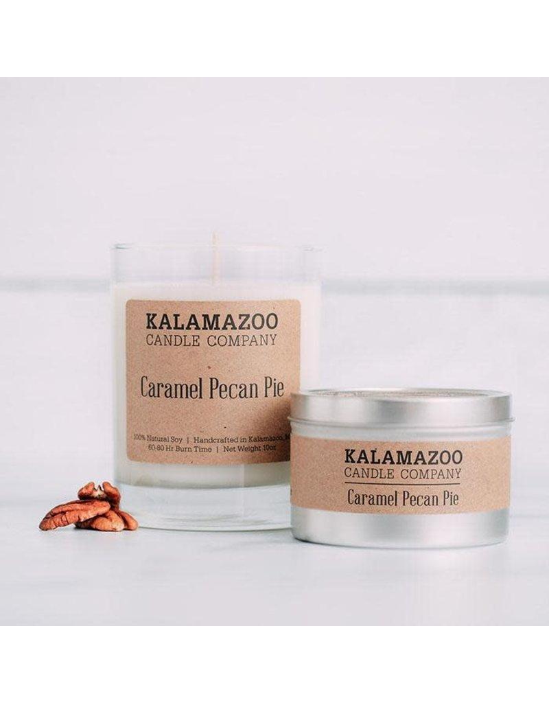 Kalamazoo Candle Carmel Pecan Pie