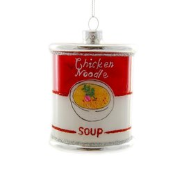 Cody Foster Ornament Chicken Noodle Soup