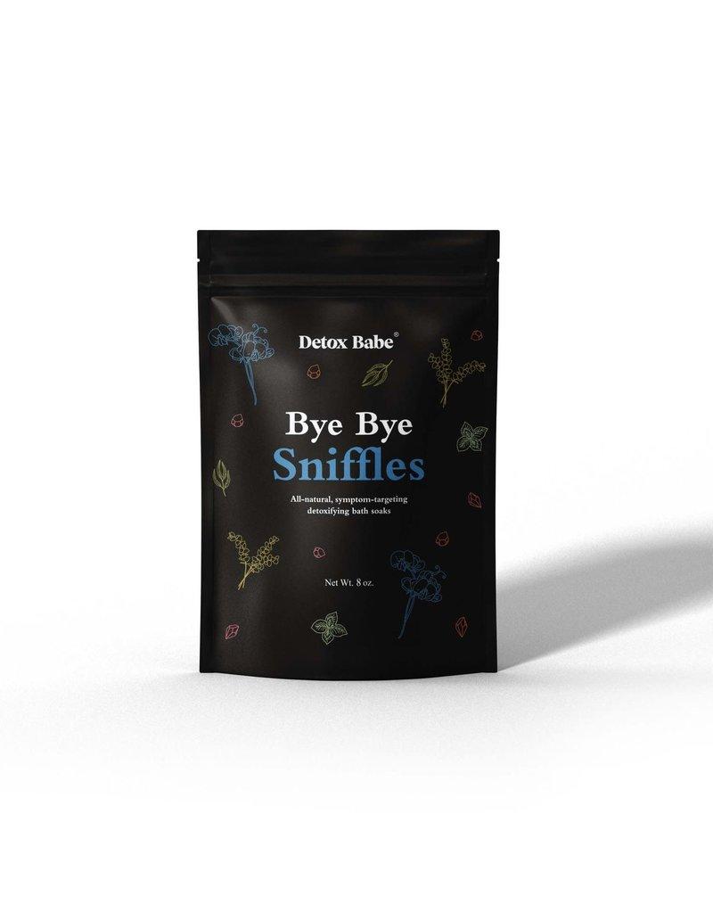 Detox Babe Detox Babe Bath Salt Bye Bye Sniffles