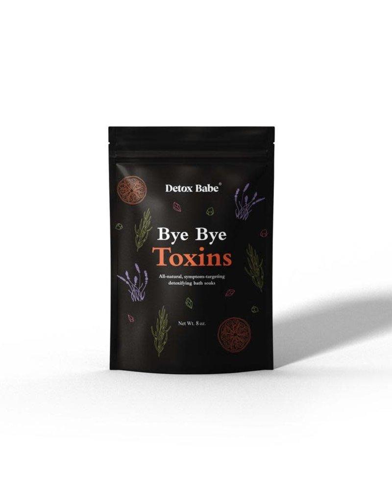 Detox Babe Detox Babe Bath Salt Bye Bye Toxins