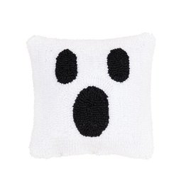 Pillow Small Hooked Ghost Face