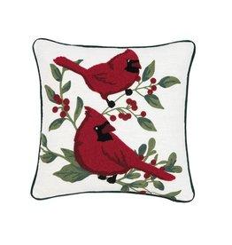 Pillow Cardinal Berry