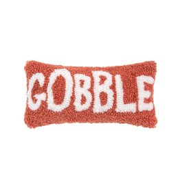 Pillow Small Hooked Gobble