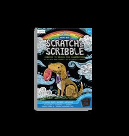 Mini Scratch & Scribble Playful Pups