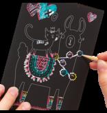 Mini Scratch & Scribble Funtastic Friends