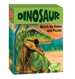 Match Up Game Dinosaurs