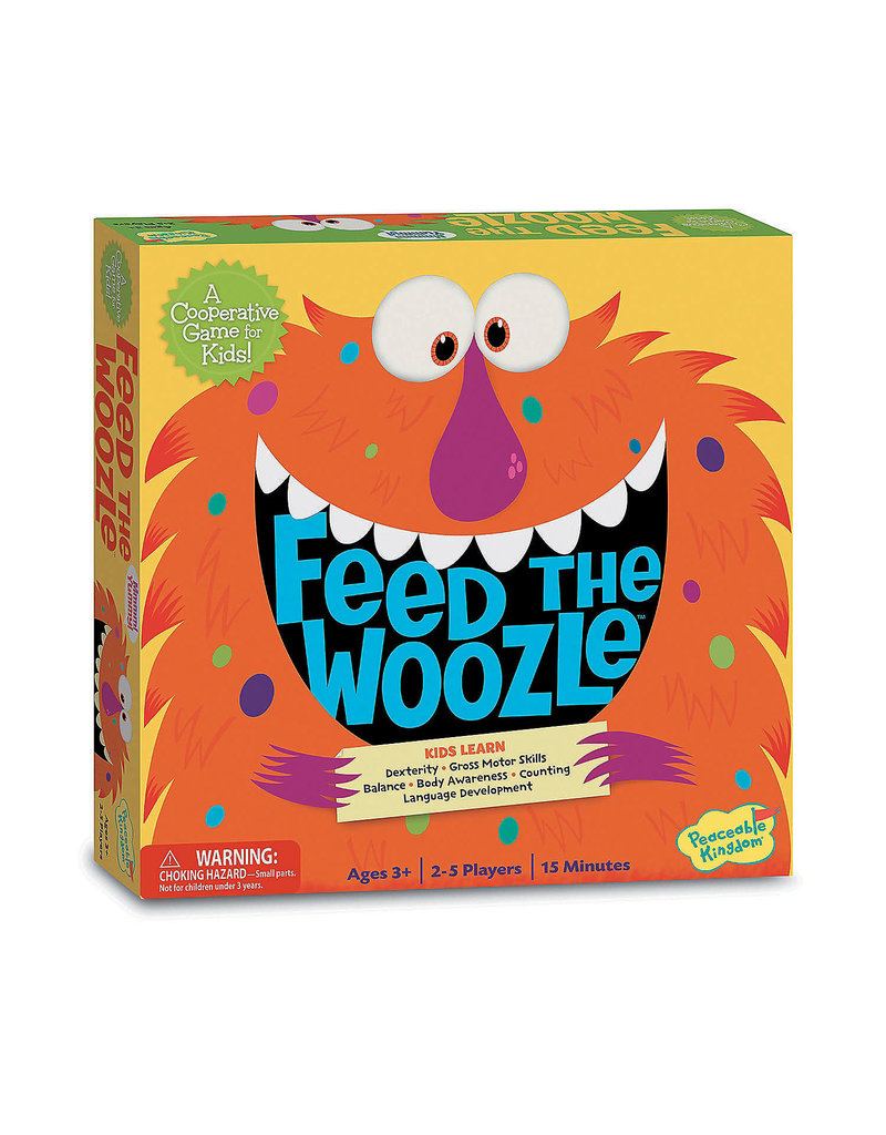 Game- Feed The Woozle