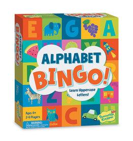 Game- Alphabet Bingo