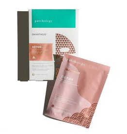 Patchology Patchology Mud Detox Sheet Masque 4 Pack