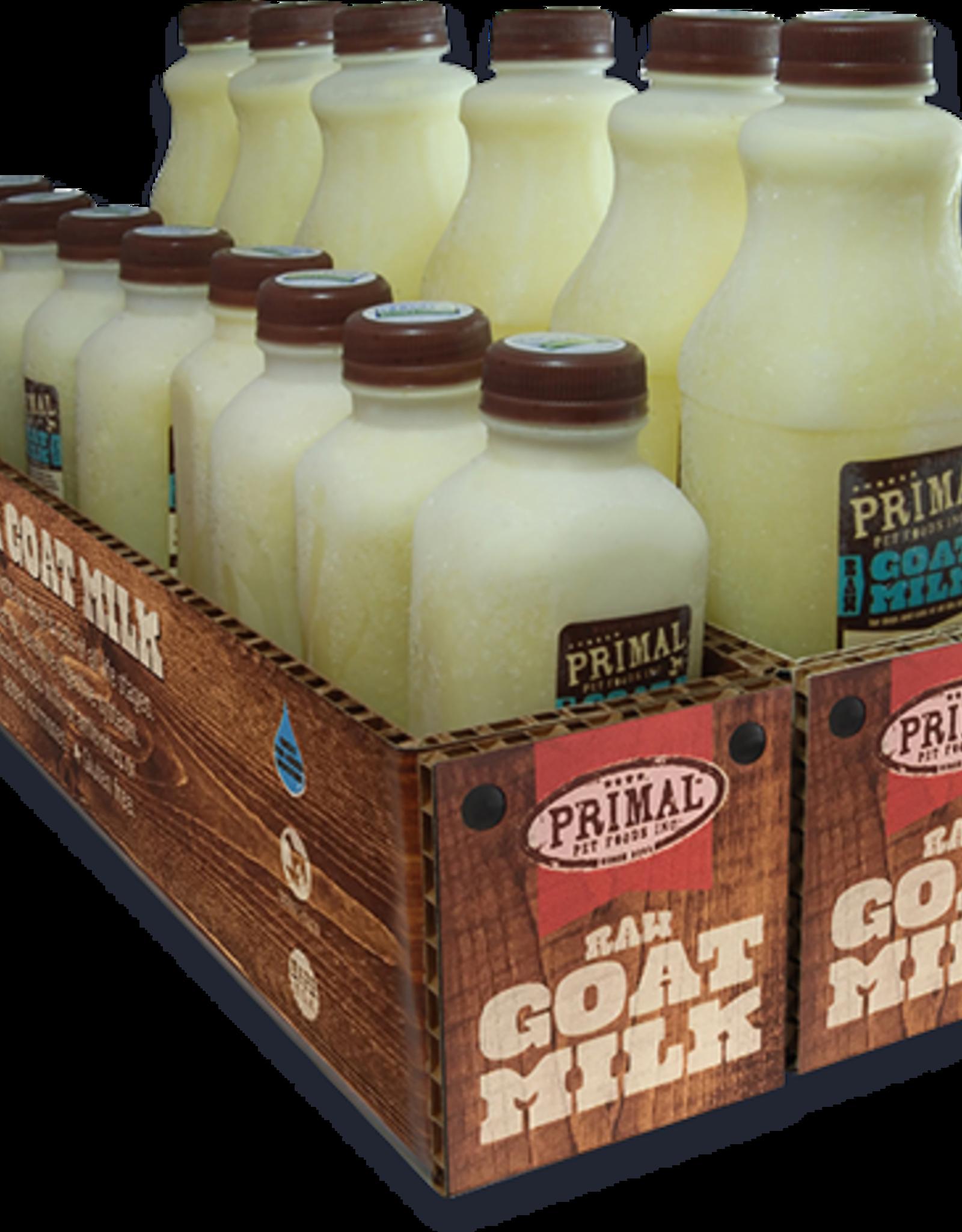 Primal Primal RAW \ Frozen Goat Milk 16oz