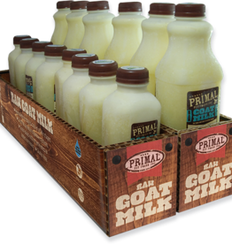 Primal Primal RAW \ Frozen Goat Milk 32oz