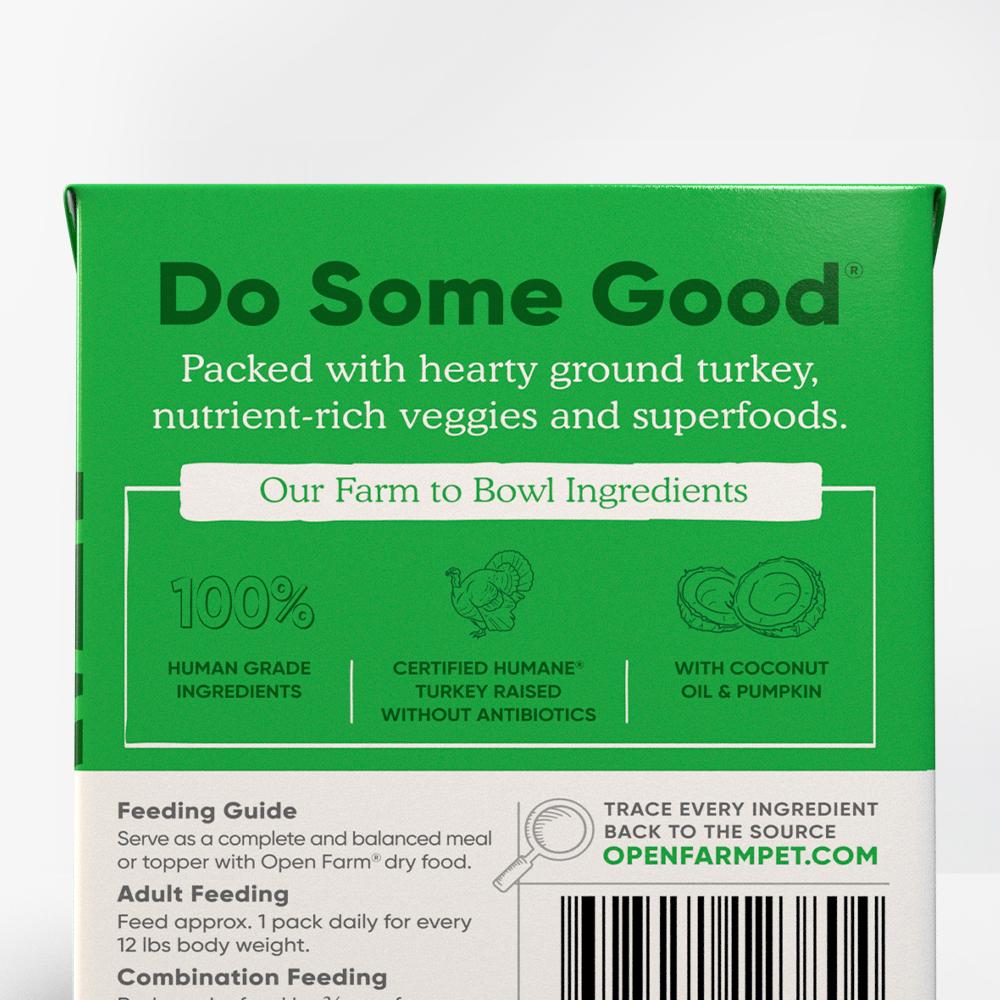 Open Farm Open Farm Rustic Stew Turkey 12.5 oz