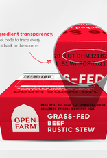 Open Farm Open Farm Rustic Stew GF Beef 12.5oz