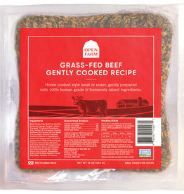 Open Farm Open Farm Gently Cooked Beef 6x12oz