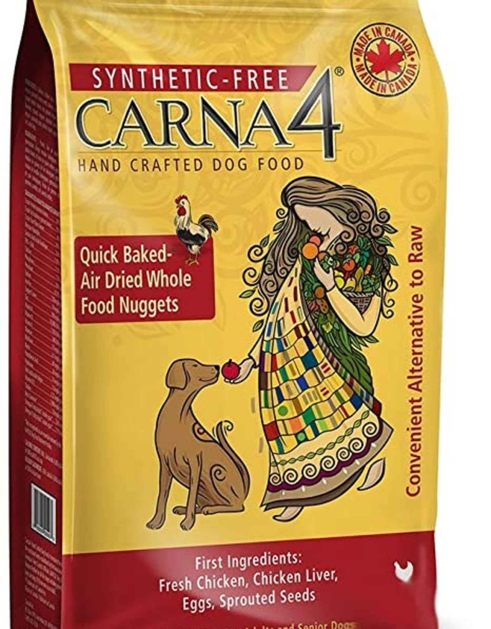 Carna4 Carna4 Dog Food Chicken 13lbs