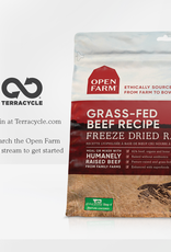 Open Farm Open Farm  Freeze Dried  Grass-Fed Beef 13.5