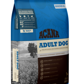 Acana Adult- Chicken, Flounder & Greens 11.4kg