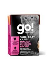 Go Go! Cat Minced Chicken 6.4 oz