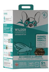 WILDER HARRIER Wilder Harrier Farmed Insects 5KG