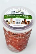 Raw Performance Raw Performance - Chicken & Lamb Blend 2 lb