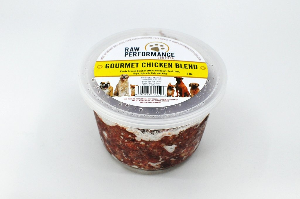 Raw Performance Raw Performance - Gourmet Chicken Blend 1lb