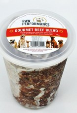 Raw Performance Raw Performance - Gourmet Beef Blend 2lb
