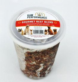 Raw Performance Raw Performance - Gourmet Beef Blend 2lbs