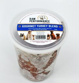 Raw Performance Raw Performance - Gourmet Turkey Blend 2lb