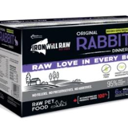 Iron Will Iron Will Original Rabbit 6 x 1lb