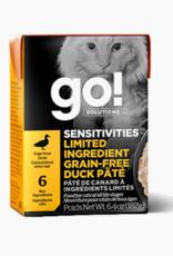Go Go! Cat Duck Pate 6.4 oz