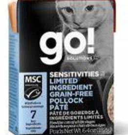 Go Go! Cat Pollock Pate 6.4 oz