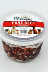 Raw Performance Raw Performance - Pure Beef 1lb