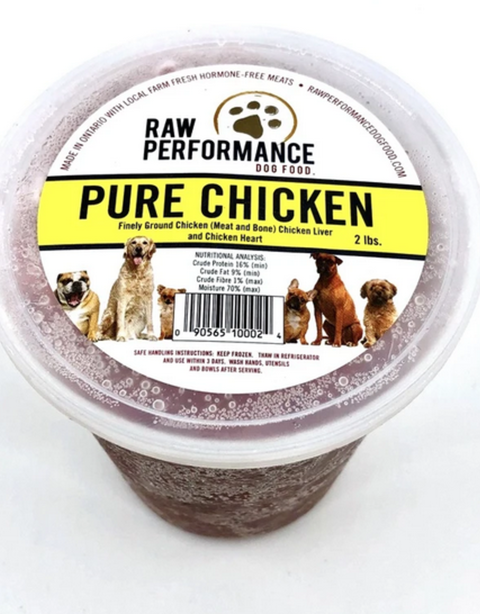 Raw Performance Raw Performance - Pure Chicken 2lb
