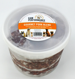 Raw Performance Raw Performance - Gourmet Pork Blend 4lb