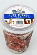 Raw Performance Raw Performance - Pure Turkey 2lb