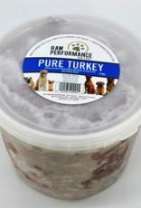 Raw Performance Raw Performance - Pure Turkey 4lb