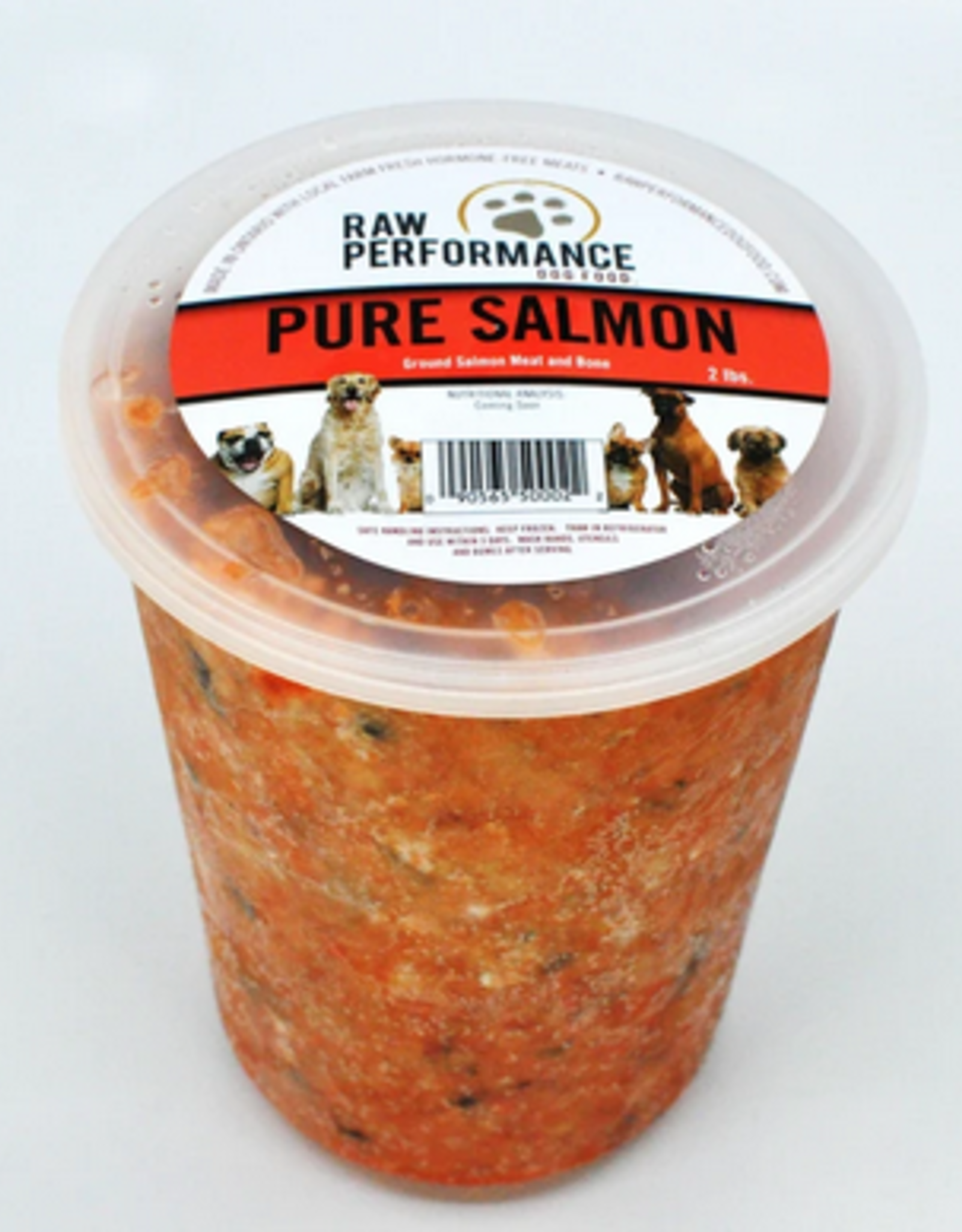 Raw Performance Raw Performance - Pure Wild Salmon 2lb