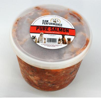 Raw Performance Raw Performance - Pure Wild Salmon 4 lb