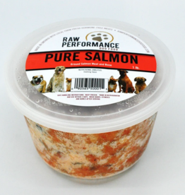 Raw Performance Raw Performance - Pure Wild Salmon 1lb