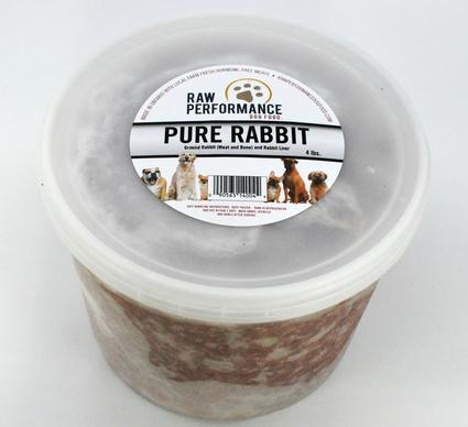 Raw Performance Raw Performance - Pure Rabbit 4lb