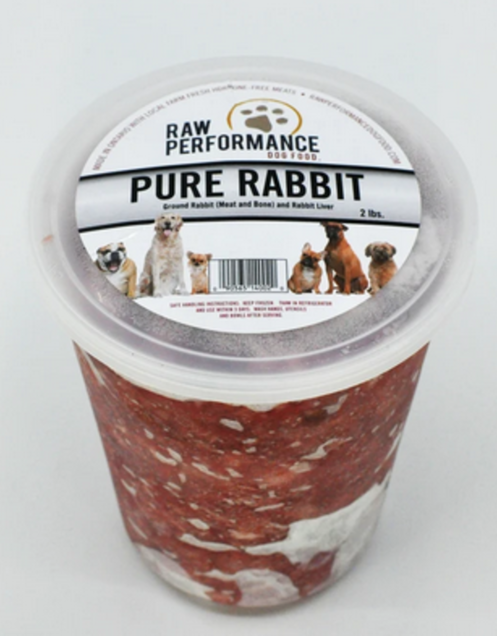 Raw Performance Raw Performance - Pure Rabbit 2lb