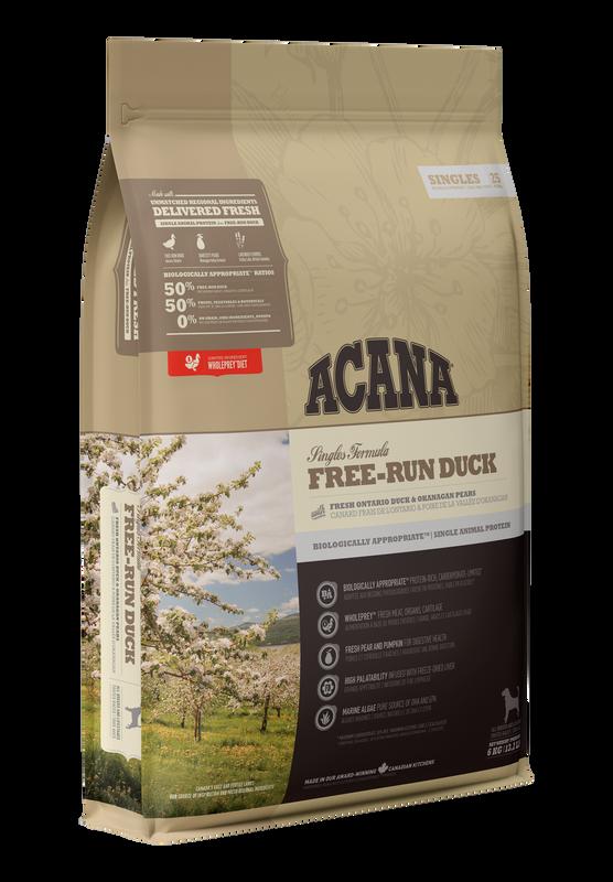 Acana Acana Free-Run Duck 11.4kg