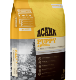 Acana Acana Puppy & Jr-Chicken Flounder & Greens 11.4kg