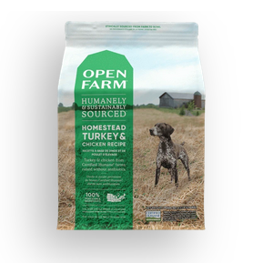 Open Farm Open Farm  Turkey & Chicken 4.5lb