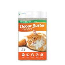 Odour Buster Cat Litter 6 kg