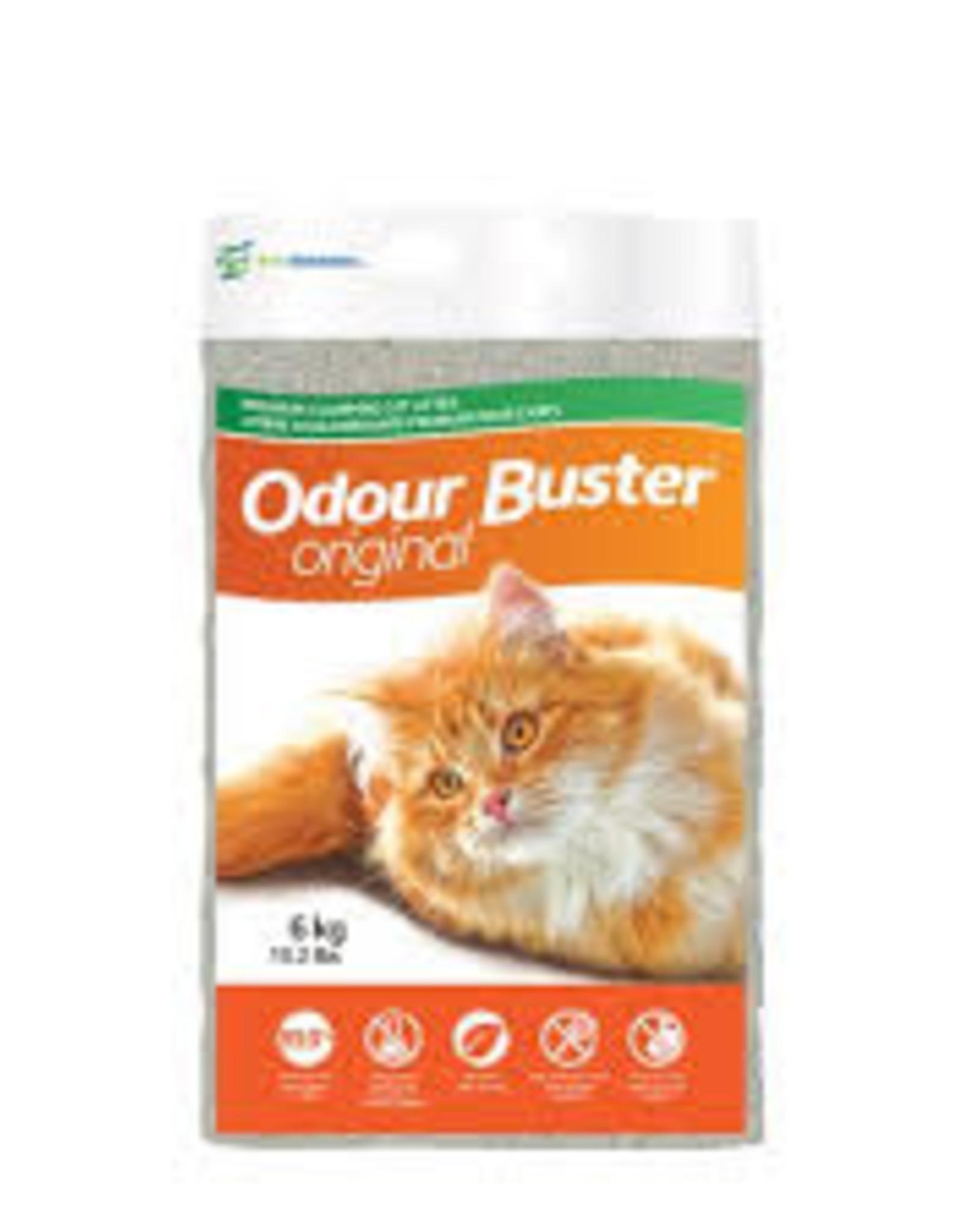Odour Buster Cat Litter 6kg