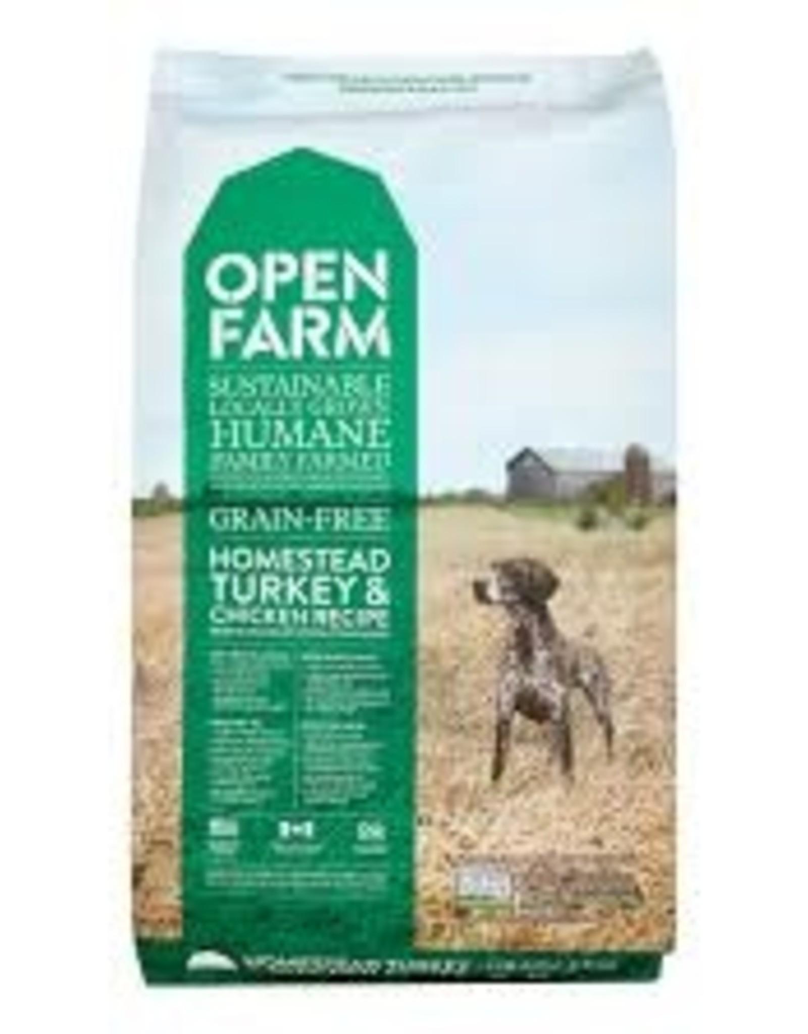 Open Farm Open Farm Dry Dog Food Turkey & Chicken 24lb
