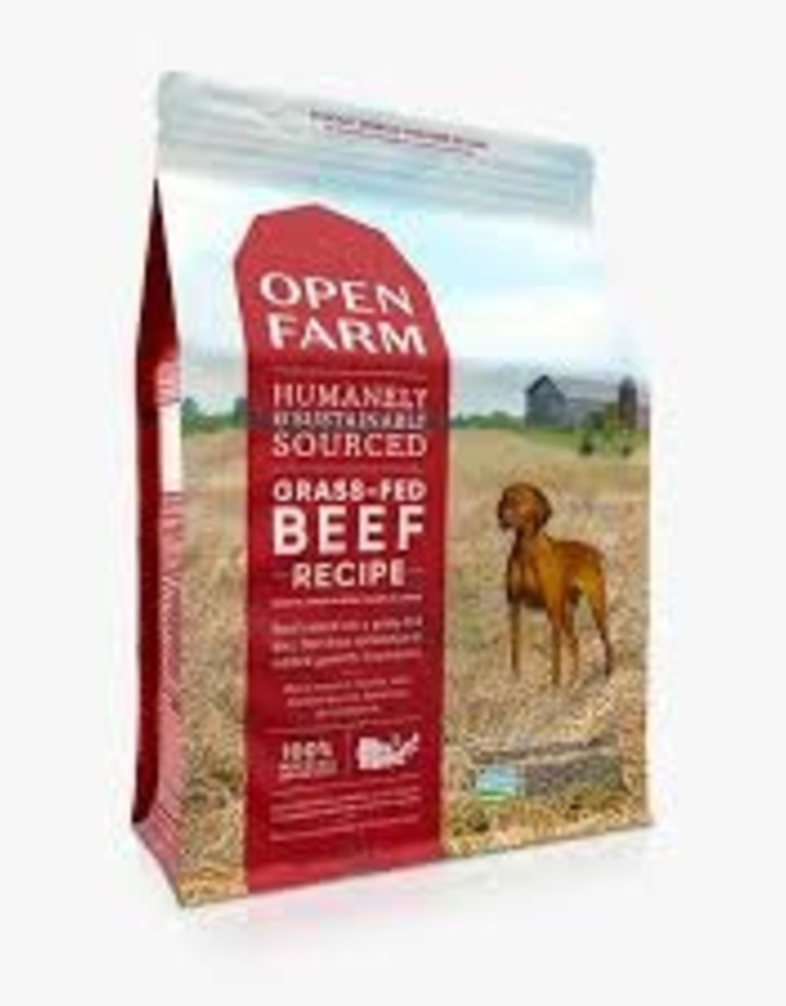 Open Farm Open Farm Grass Fed Beef 24lb